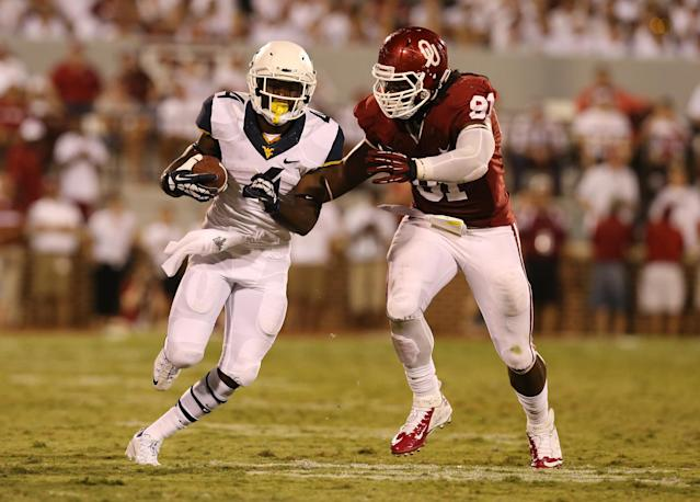 Witness intimidation charges against West Virginia RB Wendell Smallwood dropped