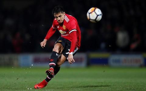 "Alexis Sanchez debut verdict: 'As a start this was close to perfection' Of all the places to start his ­Manchester United career, Alexis Sánchez did so in the FA Cup fourth round at Huish Park, where the highest-paid player in Premier League history was kicked up in the air, booed by the locals and ­finally sent home with the sponsors' man of the match award. A double FA Cup winner, Sánchez knows this competition as well as any Englishman and, given his route to the top from a small town in northern Chile, there is nothing for him to fear at a League Two ­stadium on a chilly January night. Even so, it is clear that the stakes have been raised with his move from Arsenal to United, and he is under greater scrutiny than ever before. He came up with two assists and Darren Way, the Yeovil Town manager, talked in awe of a ""world-class performance"". Jose Mourinho substituted his Chilean with around 19 minutes remaining and Sánchez's patience wearing thin with some of the treatment meted out. Mourinho said that a first-half foul on Sánchez by defender Nathan Smith should have been a red card, but he understood why referee Paul Tierney had been so reluctant to do so early in the game. Victory was never in doubt for United, even with a team that had 10 changes from the side that beat Burnley last Saturday, and Yeovil struggled to get close. Marcus Rashford was gifted a goal just before half-time when Thomas James, the Yeovil full-back, simply failed to realise how near the forward was to him and had the ball taken off his toe just yards from his own goal. Sánchez bent an early free kick around the wall Credit: Action Images via Reuters/Paul Childs Michael Carrick was back for his second performance of the season, captain on the night in this his first game since a procedure to treat an irregular heart rhythm that was diagnosed in November. Luke Shaw was back in the team, and so too the lesser-spotted Victor Lindelof. But this was about Sánchez, the man who is earning around £600,000-a-week, a remarkable salary anywhere in the game, never mind a team 87 places below United in the league pyramid and fighting relegation to the Conference. There seems to be a trend these days to boo the recipient of the big-money move, regardless of whether it has had any effect on one's own club – just ask Raheem Sterling – and there might be more of this hostility to come for Sánchez. Ander Herrera buries United's second Credit: Dan Mullan/Getty Images Smith's challenge was after 30 minutes and might well have been a red card and, by the time Sánchez got more of the same in the second half, Mourinho decided it was time to bring him off. By then Sánchez had also generously created Ander Herrera's goal, United's second, and taken over free-kick duty. He was booed before the game and was booed when he came off and, when the stadium announcer said Sanchez had been voted man of the match, he was booed for that, too. Substitutes Jesse Lingard and Romelu Lukaku both scored late in the game with Yeovil stretched and exhausted, and there was a second senior outing for the 17-year-old Angel Gomes. For Way, whose side are 21st in League Two, there are greater concerns ahead, but he was delighted with the experience and his interaction with Mourinho. ""We gave it everything,"" he said. ""We couldn't have done any more. I just needed Sánchez in my team."" The club is under pressure from fans to make signings to keep their league status and Ryan Seager has joined on loan from Southampton. Lingard, who replaced Sánchez, scythed Yeovil apart to score United's third Credit: Dan Mullan/Getty Images On Mourinho, Way said: ""It's an absolute honour for me to speak to a manager of that class. He oozes class, and was very humble towards me. He's done his homework. It wouldn't surprise me if he knew my children's names. ""To share that moment with him was special. I'll be interested to ask him what he thought of my team but, by all accounts, he was impressed with what he saw. The guy's a winner. My players gave everything."" The greatest Yeovil threat came from set-pieces. The enormous centre-half Omar Sowunmi went forward in search of the ball into the area and he forced an early save out of Sergio Romero. There was also the pace of left winger Jordan Green for United to think about when they did not have the ball, which was seldom during a game in which they enjoyed 74 per cent of the possession. For United's first goal, Rashford had skipped through the middle onto Sánchez's pass but was crowded out and James was in possession when Rashford realised the full-back had forgotten about him. James was idly guiding the ball back to goalkeeper Artur Krysiak, unaware of Rashford's proximity, and the United man nipped back in and tucked a shot into the net. United's second started with a long ball cleared out from the back by Shaw and gathered by unlikely target man, Juan Mata, whose touch and awareness of space meant he could turn right and pick out Sánchez breaking forward. Lukaku volleys in the late fourth Credit: Action Images via Reuters/Paul Childs It must have crossed the Chilean's mind to shoot, but he had Rashford and Herrera holding their runs ahead of him and picked the ­latter, who finished neatly. Before at last Sánchez was replaced by Lingard after 71 minutes he was kicked again on his right ankle and spent some time demonstrating his pain on the pitch. It precipitated an aggrieved Sanchez charging towards his own goal to win back possession as Mourinho urged caution and then decided to summon a replacement. Lingard was given too much space down the right to add a third goal. By the time Lukaku added a fourth, a volley from Marcos Rojo's cross, the dream was over for Yeovil. For Sánchez, it was just beginning and United would have liked what they saw. 9:59PM Here's Jim White on the debutant Alexis Sanchez debut verdict: 'As a start this was close to perfection' 9:58PM Jose Mourinho speaks These matches are difficult if the attitude is not correct. Even so the attitude is correct but they gave us a hard time in the first half. I could hear Darren on the touchline and knew what he was asking of the players. We were professional and took control. In the second half we were professional and killed the game. Fantastic addition. Like Ander says, everybody is happy that Alexis comes. We have fantastic group of attacking players - he has a bit more of experience and maturity and class. 9:50PM Full time Manchester United are the first team in the fifth round. They didn't play particularly entertainingly in the first half but ground out a supremacy with utmost professionalism and then turned the screw in the second half. Yeovil played well in the first half but quality (and money) told in the end as it almost always does. 9:48PM 90+3 min Terrific cross from Rojo who had no reason to be so far forward and to be the man picked out by Herrera. He fired in a precise cross that Lukaku met on the volley eight yards out and blasted into the net. 9:47PM GOAL!! Yeovil 0-4 Man Utd (Lukaku) 9:46PM 89 min Open Sesame, Lingard parted Yeovil, gliding diagonally down the inside right channel and spanked a low shot past Krysiak with five men in pursuit but defeated. 9:43PM GOAL!! Yeovil 0-3 Man Utd (Lingard) 9:43PM 88 min And he makes an immediate impact, twisting James' blood with a snake-hipped burst from the left. He bounds past the right-back and bends a shot into the side netting. 9:42PM 87 min Marcus Rashford is coming off and on comes United's Angel Gomes in the storied No47 shirt. 9:40PM 85 min McTominay with a rather cynical and illegal block receives a telling off rather than the second booking the crow want and it probably merited. 9:39PM 84 min Conor Smith on for Lewis Wing. That's Yeovil's last sub. Rashford races into the box from the left, Krysiak comes out and dives headlong to try to slap it away. He misses but Rashford, thinking he can round him, doesn't use the opportunity to fall over and the ball scuttles out of play. 9:37PM 82 min Free kick about 30 yards out that James takes, striking it again with his laces to make it go up and down, over the wall and dipping inside the left post. Romero skips across to catch it. 9:35PM 80 min McTominay goes into the book for trying to make up for his wayward pass by sliding into Zoko. His right foot took the ball cleanly but only after his left had taken Zoko's right ankle in a scissor movement. 9:34PM 78 min Mata and Sanchez earlier seemed to be on the same wavelength immediately but so are Rashford and Lingard and they almost find a way through from the left after Rashford's angled shot is saved by Krysiak's right foot but James and Sowunmi do enough to squeeze them out. Rashford demands the ref deem it obstruction but it wasn't and he doesn't. 9:31PM 76 min Dickson beats Darmian with the simplest method of all, pushing it past him and then burning him off. He crosses to the near post, Lindelof wellies it away but not far enough and Yeovil work it out to the right from the knockdown where Surridge takes the opportunity to drill a shot that Romero palms down and holds at the second attempt. 9:29PM 74 min Lingard almost gets round the back. He's playing on the right and Rashford on the left now. Pace to shred a tired defence. 9:28PM 72 min Alexis Sanchez departs. He took three heavy tackles/fouls in the match and Mourinho doubtlessly has seen enough. Lingard comes on. Now Martin Keown may change his tune. Herrera scores United's second Credit: Dan Mullan/Getty Images 9:25PM 71 min McTominay's shot leads to a corner that Rashford and Sanchez work short but can't get into the box. 9:24PM 70 min Yeovil sub: Green off, replaced by Alex Fisher who drove down tonight to complete his loan from Motherwell and arrived an hour and a half before kick-off after hours in the car. 9:23PM 68 min Sanchez is down and holding his left ankle but eventually gets up when the referee doesn't stop play. Mourinho tells him he'll take him off if he wants but he darts back into the fray. Keown is now coating Mourinho for letting De Bruyne and Salah rot when he was at Chelsea but then says 'I'm sure that won't happen with Sanchez.' Err ... yeah. 9:20PM 66 min Lukaku comes on to replace Juan Mata. 9:19PM 64 min Darmian spanks a right foot shot in off the left post and Mata but it's disallowed because Mata was clearly in front of the last defender when he hit it. It was a breathtakingly slick move though, United dinking passes around Yeovil's defenders and storming past them with rapid, unpredictable movement. 9:17PM 62 min United break from a Yeovil corner by playing it up to Mata in the centre circle. He spins his man, Dickson, and raids forward with Sanchez, Rashford and Herrera sprinting ahead. He slips the ball to Sanchez, Rashford spurts into the box, taking a man with him to open the space for Sanchez's reverse pass to Herrera on the left of the box in a seemingly less promising position to Rashford but unmarked. And he takes the ball, stun the pass and hammers a diagonal shot into the opposite corner. 9:15PM GOAL!! Yeovil 0-2 Man Utd (Herrera) 9:15PM 60 min Actually that should have been a penalty. He caught Mata before the ball. United kept recycling it and didn't protest but made no better chance. 9:14PM 59 min United fashion a series of openings from the left, the best when Sanchez arcs the ball in for the first time and Mata was about to pirouette and shoot by the penalty spot, Dickson, I think, took the ball away (and then the man). 9:10PM 56 min Yeovil substitution: Bird goes off to be replaced by Browne. Their free-kick, designed to take advantage of United's high line, is over the top and easily snaffled by Romero. 9:09PM 55 min Lindelof takes out Surridge with a hasty leap, barrelling the centre-forward over. That's the second time he's doen that. 9:08PM 53 min United do look vulnerable down their right and Dickson exploits Darmian's lack of pace and ruggedness with vicious outswinging left-foot cross to the back stick where Surridge meets it but can't apply the necessary power or precision. 9:05PM 51 min Rashford skitters through the box from the left, slicing past James and Sowunmi in a horizontal lune before he turns to shoot, lunging at it somewhat and knocking it into Gray's shins and behind for a corner that comes to naught. 9:04PM 50 min To spring the Yeovil two banks of four United try to go down the sides and Mata opens up a run for Darmian with a sublime reverse pass. The full-back gallops to the byline then massively overhits his cross, giving Sanchez no chance. 9:02PM 49 min United in a more pronounced 4-3-3 now, with McTominay the middle of three midfielders as his side hog the ball without much penetration. 9:01PM 48 min Sanchez is whacked on the top of the foot by Sowunmi as he tried to run on to Rashford's flick on. Yellow card and a free-kick about 35 yards out on the left that Yeovil defend well. 9:00PM 46 min Yeovil kick off, lose the ball and Manchester United shift it about from left to right and back again as they shuffle up to halfway in increments of five yards. 8:53PM Martin Keown is as popular on Twitter tonight ... As he was with Leeds ... If Martin Keown is annoying you on commentary, this will make you feel better. pic.twitter.com/bB7Na5RQen— Coral (@Coral) January 26, 2018 He has been caning Sanchez for choosing United over City, for being too greedy, for being ineffective, for losing the ball. 8:43PM Half time Drab performance from Manchester United so far but they scored the goal because good sides exploit mistakes ruthlessly. No doubt it's a difficult pitch, more familiar to Yeovil obviously who could have scored twice through Green and Sowunmi. 8:42PM 44 min Mourinho, who is standing up, is greeted by 'You're just a s--- Guardiola' and Yeovil's favourite chant, which appears to be 'You what? You what? You what? You what? You what?' Jose Mourinho was accused of being a poor version of Pep Guardiola by Yeovil fans Credit: Action Images via Reuters/Paul Childs 8:41PM 43 min Carrick has a wayward shot. Let's play commentary bingo. Altogether now. 'Carrick. Of all people.' 8:40PM 40 min James has had a fine game so far but he's just gift-wrapped the Cup tie and given it to United. And put a bow on. Rashford stroked a 10-yard pass from right to centre for Sancjez and kept running. Sanchez dinked the return into the box and into Rashford's stride. But James read his run, muscled in front of him and then tried to shepherd the ball back to the keeper, unaware that Rashford was still on his shoulder. As he hesitated to wait for the goalie to come and gather - it was too far out - Rashford stole round and lashed his shot into the net. Marcus Rashford exploits Yeovil's 'After you, Claude' moment Credit: Action Images via Reuters/Paul Childs 8:36PM GOAL!! Yeovil 0-1 Manchester United (Rashford) 8:36PM 40 min Predicatable cries of 'What a waste of money' greet Sanchez for the umpteenth time when he shanks a shot way wide from 18 yards. 8:35PM 37 min Yeovil free kick right of centre, 25 yards out after Carrick bundles into Bird. James take sit and smashes a shot towards the left post. Ronero is well positioned and slaps it away but United can't clear properly until the fourth attempt as Yeovil keep pinging it back into the box. It's the kind of save that is pretty effective but one that English pundits deride ... as Martin Keown immediately does. 8:33PM 35 min Good cross from Sanchez on the left to Rashford at the back post but he can't get there and Yeovil lash it upfield. 8:31PM 34 min Herrera latches on to a loose ball 30 yards out and flays a shocking shot into oribit. Dreadful. 8:29PM 33 min Sanchez does that thing that he did at Arsenal when he succumbed to Messiah Complex and tried to do it all by himself. He hung on to the ball too long and then, when his team-mates had trotted too far expecting a pass, bludgeoned a pass into touch. 8:28PM 31 min A well-populated wall stands just inside the 18-yard line. Sanchez aims for the bottom right corner, bends it around the wall but telegraphed it with his body shape enough for Krysiak to get down swiftly and catch it. Sanchez takes the free kick Credit: AFP/Getty Images 8:26PM 30 min A rotten challenge from Smith, the Jamaica defender, scythes down Sanchez 25 yards out dead centre. Yellow card and Sanchez is unruffled enough to take the free kick. 8:25PM 28 min Wing, the lad on loan from Boro, plays a neat pass between Lindelof and Rojo looking for Surridge's run but he can't get round the back quickly enough. 8:24PM 26 min Sanchez and Mata link up nicely through the middle, gamboling like Baggio and Del Piero in 1994-95 on the rare occasions they were fielded together for Juve. Tom James, the right-back, diligently sticks to Mata and after some hypnotising footwork, he does not fall under their spell and whips the ball away. 8:22PM 24 min Quick feet from Sanchez creates an opening for Rashford to make the run through the inside left channel to meet it. He gathers it in his stride and flashes a low shot to Krysiak's right. The keeper swoops down to block it with a firm hand. Good save. 8:19PM 22 min He hasn't done anything but the photographers know what picture editors want. More than two-thirds of the photos so far from Husih Park have focused on his nibs, Croesus Sanchez. Manchester United's Alexis Sanchez Credit: Nick Potts/PA 8:17PM 20 min McTominay zips the ball around the last third. He looks a busy talent, always available for the short pass and his touches open up a path for Rashford to bullock in from the left with dazzling control until he tries to take on one defender too many and gets it stuck under his feet. Smith stabs it clear. 8:15PM 18 min Lindelof sends Zoko flying with a dumb challenge from behind as Zoko went up to win a header. He just took him out and should have been booked on the first-minute model established by Tierney. 8:14PM 15 min Yeovil free kick when Green is brought down once more as he tries to rampage down the left. McTominay falls asleep and plays the green shirts onside from the set-piece which is again arrowed towards Sowunmi, this time peeling of around the back, but he can only head his attempt tamely into the ground, making it an easy snatch for Romero. 8:12PM 13 min United corner but it could have been better when McTominay squared a header across goal that Yeovil scrambled behind. He was livid that no one ran to meet his intended 'assist' but he should have seen there was no one making the run before he played it. Krysiak strides out to catch Sanchez's corner. Little bit of a size difference between these Man United and Yeovil teams... #MUFC#YTFC#ytfcvmufc#FACuppic.twitter.com/nlNysDDuev— Joe Prince-Wright (@JPW_NBCSports) January 26, 2018 8:08PM 11 min Where there's Lindelof there's hope ... for Yeovil who have targeted the right side of United's defence. Green again skins Darmain, gets to the byline and wins a corner from his blocked cross. Yeovil bend it in to the box, swinging it out towards the penalty spot where 6ft 6in Sowunmi meets it but is thwarted by Rojo. 8:05PM 8 min Good chance for Yeovil as they quickly regroup from Romero's clearance. Green plays a one-two with Surridge, turns on the turbo boosters and glides past Lindelof and into the box. His first heavyish trap takes him too close to the touchline and narrows the angle for the shot which he pings at Romero's legs. 8:03PM 7 min And indeed he scuds it into the box for Romero to catch it. 8:03PM 6 min Sanchez is being booed. Perhaps they suspect him of coming from Gloucestershire. Odd. Yeovil have a throw and Dickson prepares to take it long with an elaborate ball-drying routine. 8:01PM 4 min McTominay bundles Smith over after Sanchez switches the play to the right and Yeovil have a free kick that they use to probe around the United box but overplay and United clear up to Rashford. 7:59PM 3 min Always nice to have Martin Keown on co-comms! Lindelof brings the ball out from the back. Surridge presses him quickly and he goes backwards to go forwards. United shift it up to Sanchez who has started wide on the left, whitewash on his boots. 7:58PM 1 min Almost from the off, Zoko chases a ball chipped up the inside left channel and blocks Rojo's clearance. The centre-back's boot connects with the sole of Zoko's boot. He goes down in a heap and Zoko is booked. Looked pretty accidental to me. 7:55PM First up A minute's applause for Jimmy Armfield. Click on the great man's name to read Paul Hayward's magnificent tribute. 7:53PM Alexis Sanchez Walks out last. He's taken the Paul Ince position at the back of the line. Eight people wave green flags in the centre-circle to greet the players. Semaphore. 'Can you see me, Mother?' 7:51PM The United players are in the tunnel Mourinho walks out to take his place on the bench while his side waits for Yeovil's team. Ian Wright Wright Wright thinks United were there first to intimidate the Yeovil players because they'd see all those big names on the shirts. Hmmm. 7:46PM The BBC Has just given Jose Mourinho a bottle of Birthday Brew cider to commemorate his birthday. ""I will keep it but I will not drink it,"" he says. 7:34PM Those teams in black and white Yeovil Krysiak; James, Sowunmi, Nathan Smith, Dickson; Green, Wing, Bird, Gray; Zoko, Surridge. Substitutes Connor Smith, Browne, Maddison, Gobern, Whelan, Santos, Fisher. Yeovil Town's Jolly Green Giant welcomes Manchester United to Huish Park Credit: Harry Trump/Getty Images Man Utd Romero; Darmian, Lindelof, Rojo, Shaw; Ander Herrera, Carrick; McTominay, Mata, Sanchez; Rashford. Substitutes Joel Pereira, Lukaku, Smalling, Lingard, Young, Matic, Gomes. Referee Paul Tierney (Wigan) 7:03PM And here's how Yeovil line up ⚽️ 