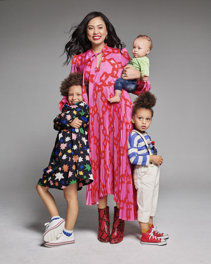 cf2355532f0f Ayesha Curry Reveals the Parenting Rule She and Her NBA Star Husband Steph  Break Most Often