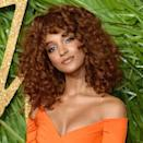 What do you get when you combine curls, bangs, and a collar-length cut? Perfection, if this photo of Jourdan Dunn is any indication.