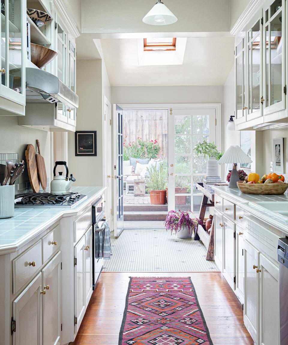 Compact home in San Francisco