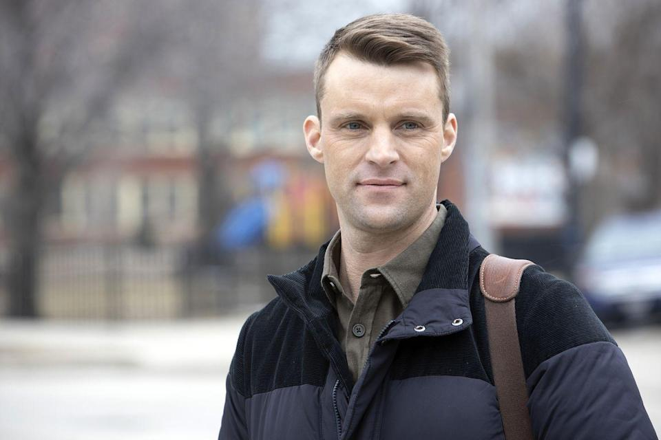 <p>For a man best known for portraying a firefighter with a heavy Chicago accent, the Melbourne native sure knows how to pull off that feat with ease. </p>