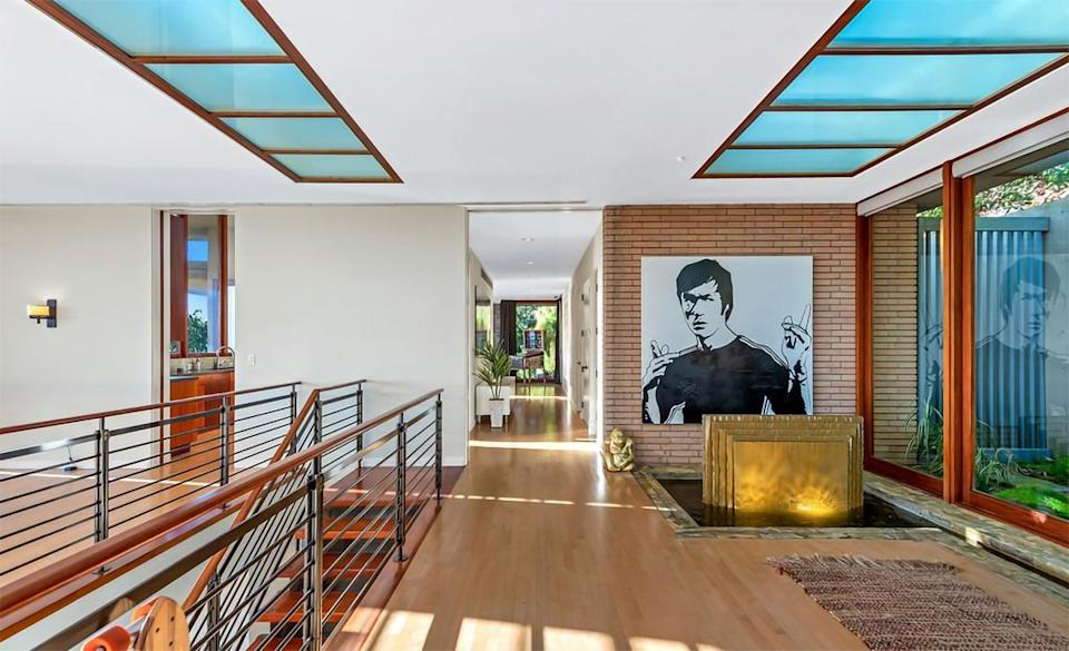 Zac Efron House