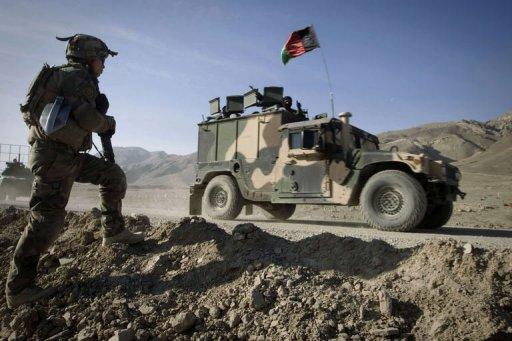 France has around 3,500 troops deployed in Afghanistan