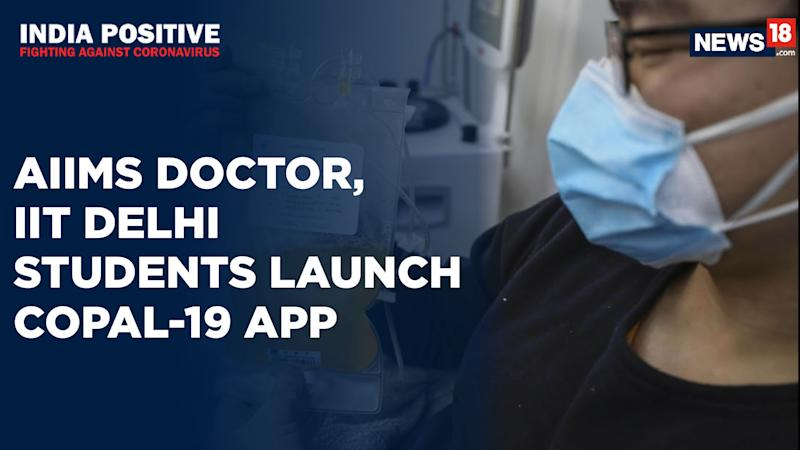 India Positive: AIIMS Doctor Teams Up With IIT-Delhi To Launch Plasma Donor App