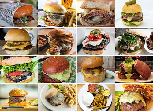 Eater Heatmaps: 30 Hot New Burgers For Labor Day Weekend