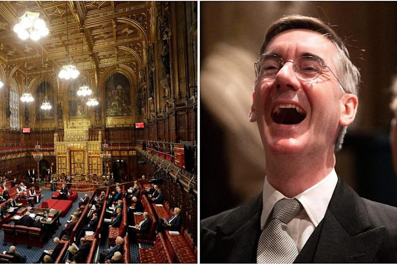 The Commons leader said if Lords can enjoy trips to York for pleasure they might enjoy it for business as well: Getty Images