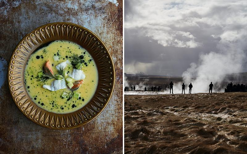 Iceland's chefs, cooks and producers are thriving - and inspiring the rest of the world with their creations - Laura Edwards