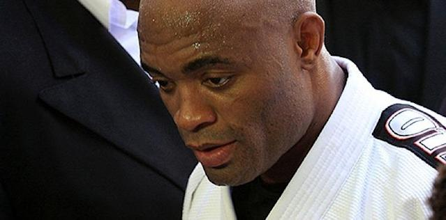 Anderson Silva Officially Removed from UFC 212