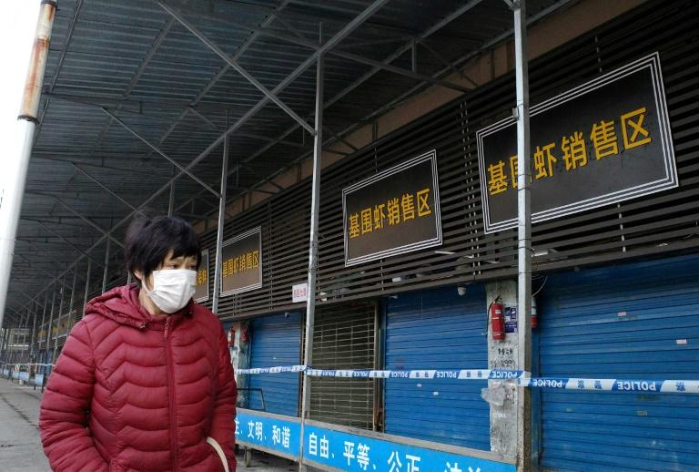 Japan has reported only the second case outside China of a mystery SARS-linked respiratory infection (AFP Photo/Noel Celis)
