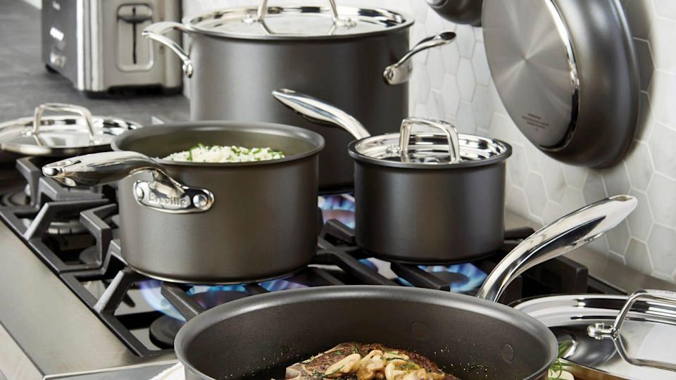 QVC has plenty of marked-down kitchen items right now.