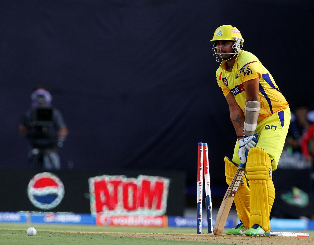 Murali Vijay [Chennai Super Kings]: 15 matches, 312 runs at a strike rate of 109.09. His failures to make his starts count at the top of the order were masked by the stupendous success of his opening partner Michael Hussey, and Vijay will admit that this wasn't one of his best seasons in the yellow of Chennai.