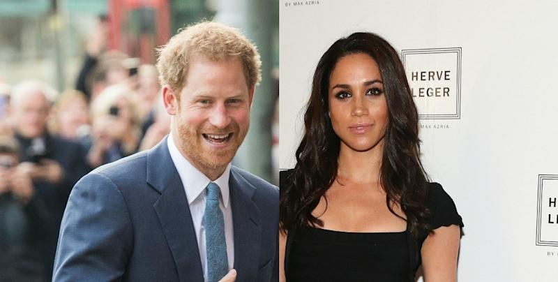 Prince Harry and Meghan Markle Are Making Their Wedding Debut