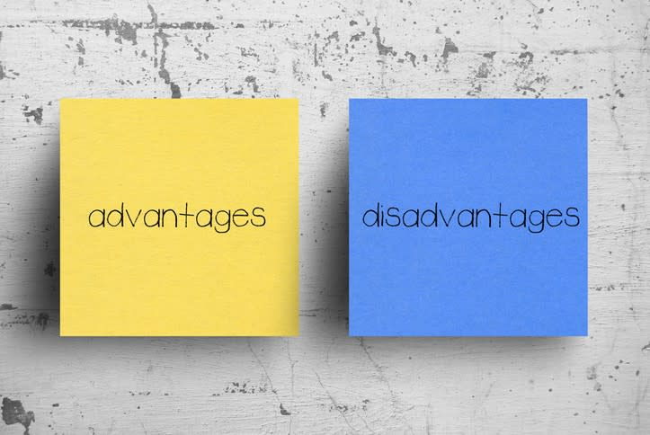 Advantages Of Credit Card >> What Are The Advantages And Disadvantages Of Credit Cards