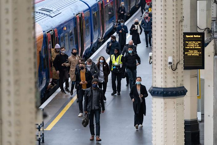 <p>Non-essential travel could soon be possible</p> (AFP via Getty Images)
