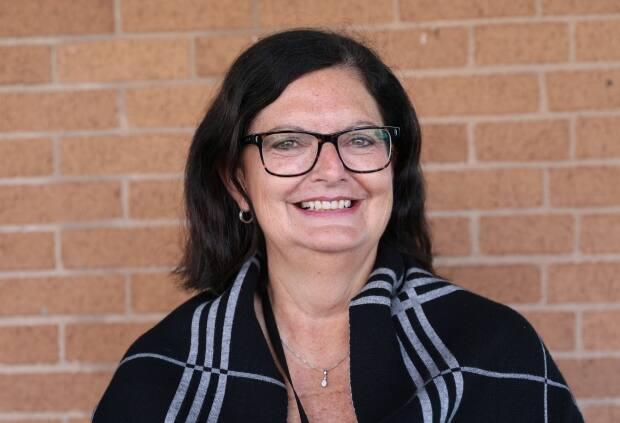 Christina Hutchins, director for the Office of Women and LGBTQ Veterans at Veterans Affairs, which is based on P.E.I., said she's hopeful the work of her office has helped create a safe space for victims of misconduct to come forward with allegations.    (Submitted by Christina Hutchins - image credit)