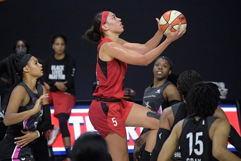 WNBA games postponed following shooting of Jacob Blake