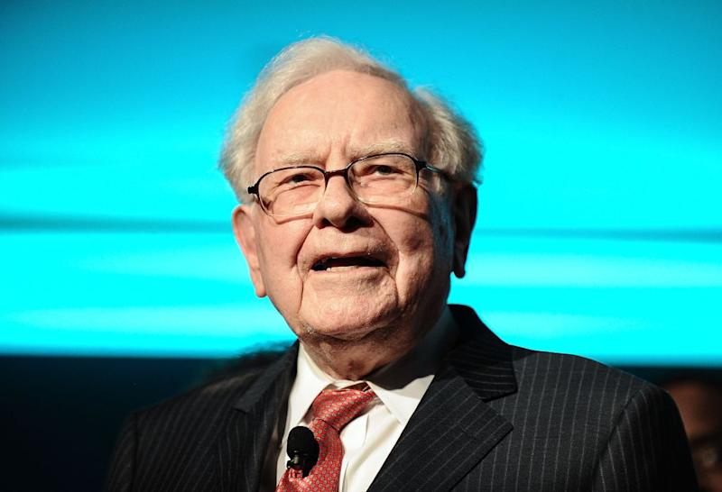 Warren Buffett doesn't back this industry anymore. Source: Getty