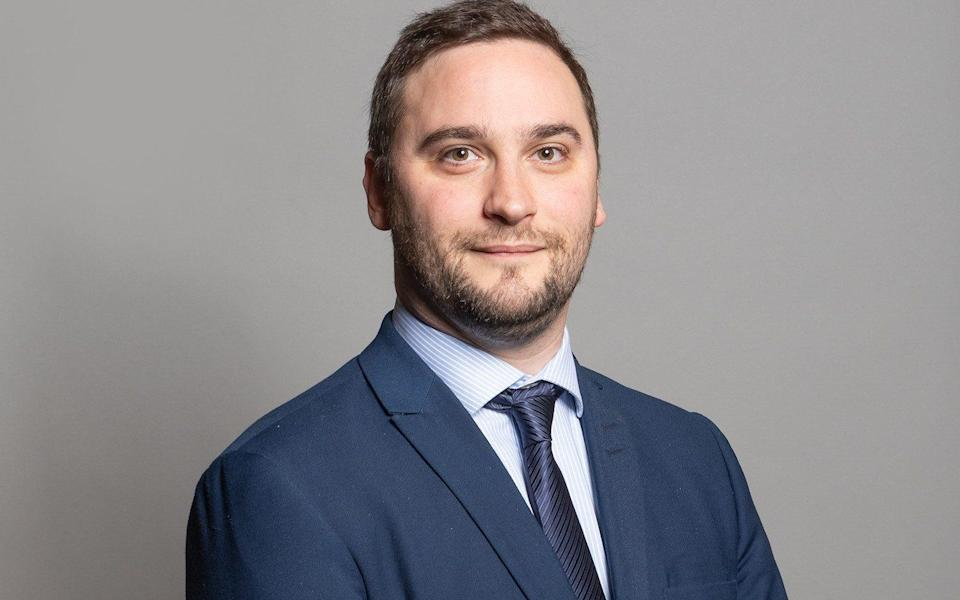 Christian Wakeford has been the MP for Bury South since 2019