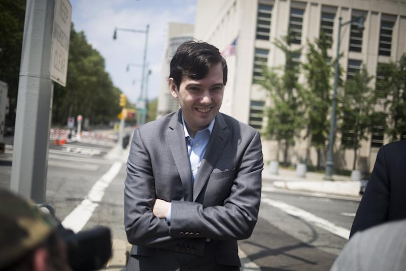 There's a Martin Shkreli Musical Coming to New York City