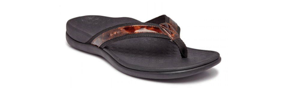 These sandals have tons of arch support. (Photo: Vionic)