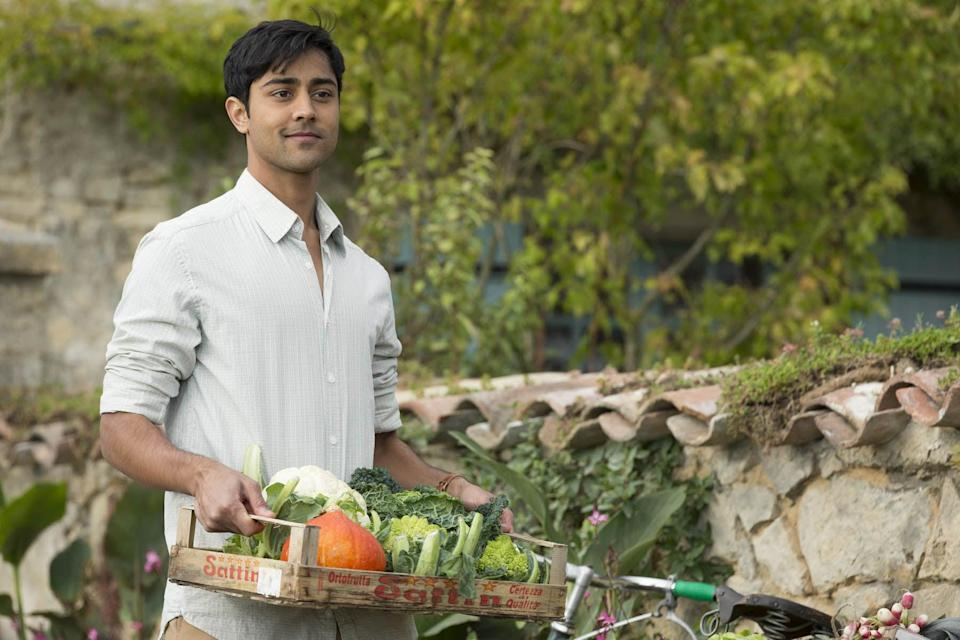 """<p>Based on Richard Morais' novel of the same name, this dramedy tells the story of two battling restaurants in a small French village, one of which is a family-owned Indian eatery and the other a Michelin-starred French establishment. </p> <p><a href=""""http://www.netflix.com/title/70307659"""" class=""""link rapid-noclick-resp"""" rel=""""nofollow noopener"""" target=""""_blank"""" data-ylk=""""slk:Watch The Hundred-Foot Journey on Netflix"""">Watch <strong>The Hundred-Foot Journey</strong> on Netflix</a>. </p>"""