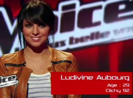 The Voice : Ludivine Aubourg : la candidate la plus sexy de l'émission ?!?
