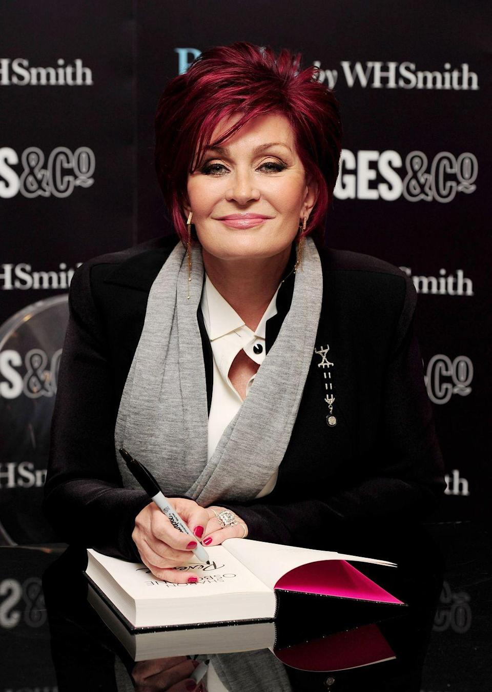 """<p>After two autobiographies, one of which became the best-selling autobiography by a woman since the category started being tracked when it was released, according to the <em><a href=""""https://www.independent.ie/entertainment/books/review-revenge-by-sharon-osbourne-26634059.html"""" rel=""""nofollow noopener"""" target=""""_blank"""" data-ylk=""""slk:Independent"""" class=""""link rapid-noclick-resp"""">Independent</a></em>, Sharon Osbourne turned her attention to fiction. Instead of the expected downfall of a romantic relationship, <em>Revenge</em> tells the story of the competitive dynamic between two sisters who fight over men and fame and have a lot of sex along the way. </p><p>If you're looking for some salacious drama, look no further. </p><p><a class=""""link rapid-noclick-resp"""" href=""""https://www.amazon.com/Revenge-Sharon-Osbourne/dp/0751542334?tag=syn-yahoo-20&ascsubtag=%5Bartid%7C2140.g.33987725%5Bsrc%7Cyahoo-us"""" rel=""""nofollow noopener"""" target=""""_blank"""" data-ylk=""""slk:Buy the Book"""">Buy the Book</a></p>"""