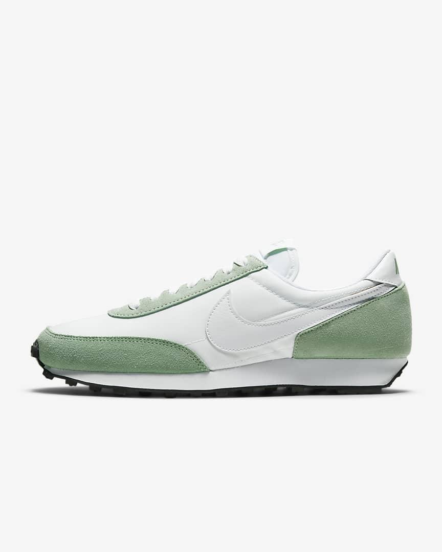 <p>These <span>Nike DBreak Shoes</span> ($62, originally $90) are so understated and chic. They come in a bunch of different colorways, but the muted green is speaking to us.</p>