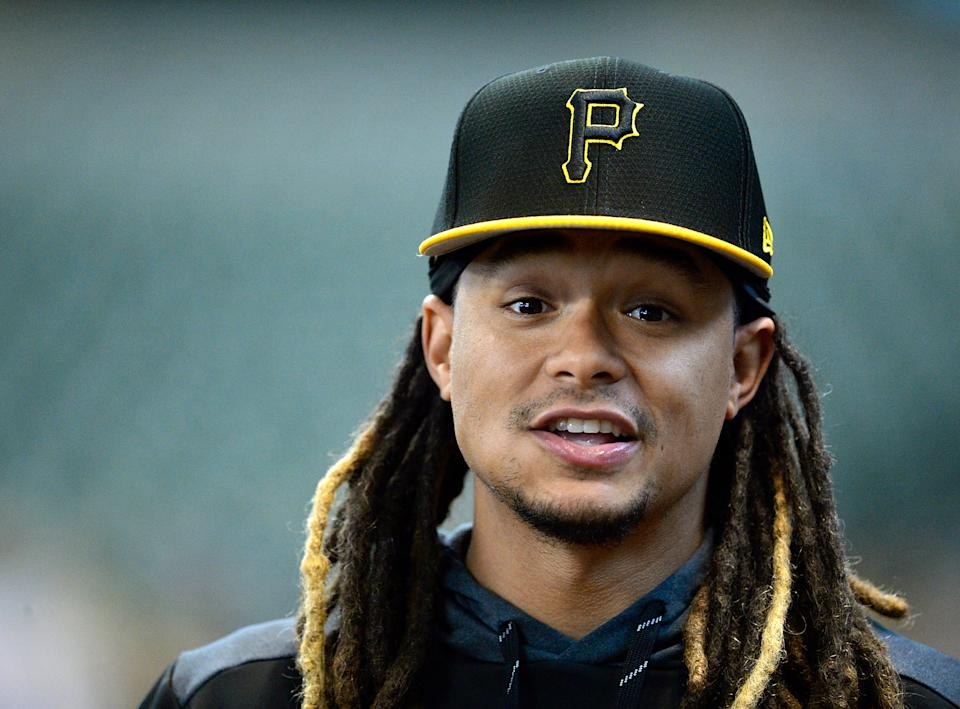 Chris Archer is one of the pitchers the Angels could buy-low on. (Photo by Quinn Harris/Getty Images)