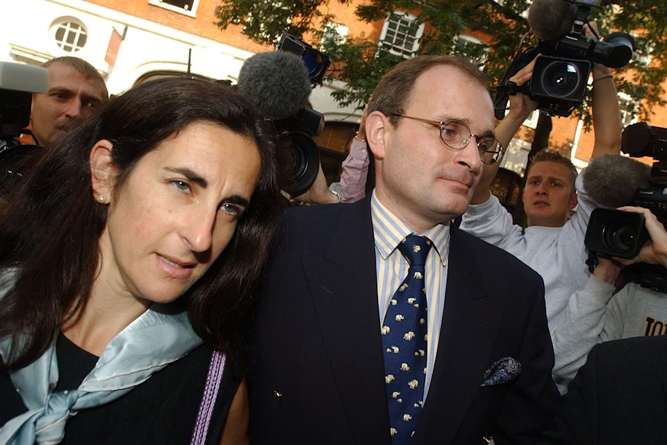 Major Charles Ingram and his wife Diana arrive at Bow Magistrates court in central London, where he was accused of dishonestly attempting to win  1 million on Who Wants To Be A Millionaire?.   * Ingram, 39, won the top prize on the TV programme hosted by Chris Tarrant last September. The couple and business lecturer Tecwen Whittock were all charged with deception and conspiracy, have been given conditional bail and ordered to return to Southwark Crown Court on August 28, by District Judge Nicholas Evans.