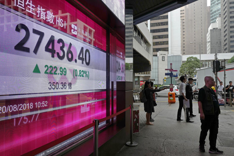 Asian Markets Cautious on US-China Talks