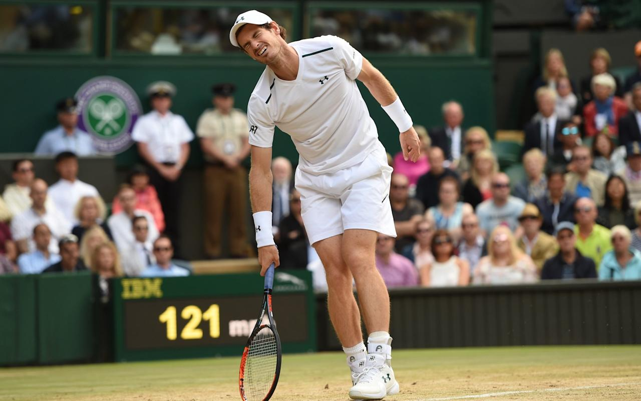 "The last two years on the relentless ATP Tour have taken their toll on Andy Murray, the three times grand slam champion's mum Judy told Reuters. Murray, Wimbledon winner in 2013 and 2016, crashed out of the tournament in the quarter-finals this year as a hip injury got the better of him. He has not played since and is racing to be fit in time for the US Open, where he won his first grand slam title in 2012. The tournament gets underway later this month. ""The last two years have taken a lot out of him,"" Judy Murray, herself a coach who nurtured her son's interest in tennis from a young age, said at the Edinburgh Book Festival. ""But the tennis calendar is relentless, it's 11 months of the year, there's hardly any gaps to have a rest and I kind of feel that it's all caught up on him."" Judy Murray wants Andy to have some more rest The ATP Tour, which runs from the start of January to late November, offers little respite for players, whose ranking can suffer if they miss tournaments. Asked if Murray, who is set to lose his number one ranking to Rafa Nadal next week, would be playing at the US Open she said: ""I hope so, I hope so,"" before adding that she does not act as an official adviser. ""I advise him to rest, for sure, but since when do you listen to your mum?"" she joked. The 20 greatest tennis players of Open era Asked about seventh-ranked Johanna Konta, who this year became the first British woman to reach the last four at Wimbledon since 1978, Murray said she believed she had great potential. ""The last two years she's gone from strength to strength and she's a relative rookie at this level ... but you can see (her new Belgian coach Wim Fissette) adding things to her game,"" she said, adding that the opportunity for younger hopefuls was great as older well-known players slow down. ""She's capable of winning a grand slam,"" added Murray, who worked with Konta when she captained the British Fed Cup team."