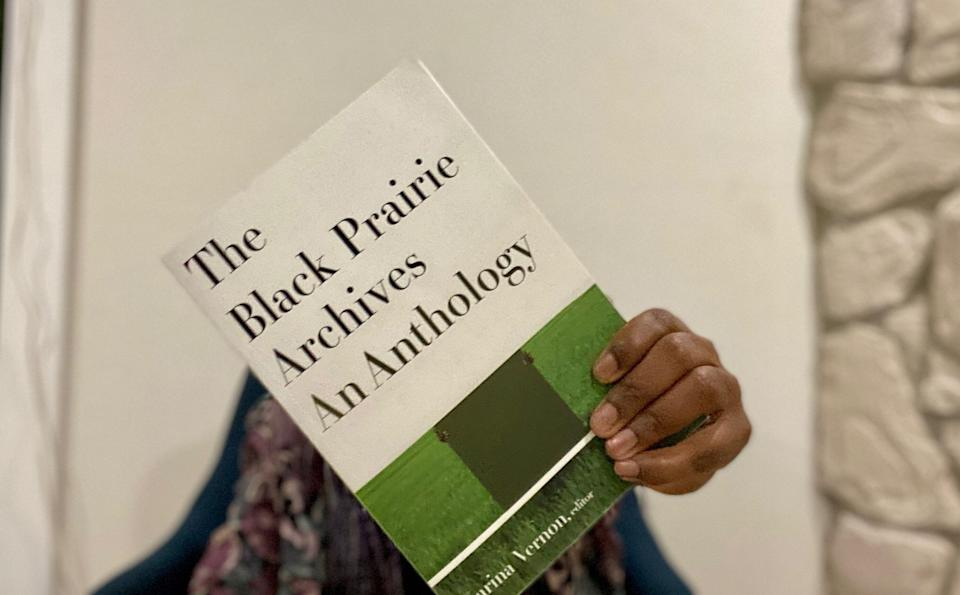 """The writer found her experiences as a Black Canadian reflected in """"The Black Prairie Archives: An Anthology."""" (Photo: Tomi Ajele)"""