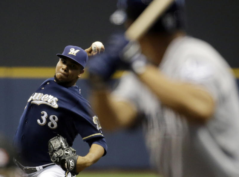 Ramirez, Braun lead Brewers to 4-3 win over Padres