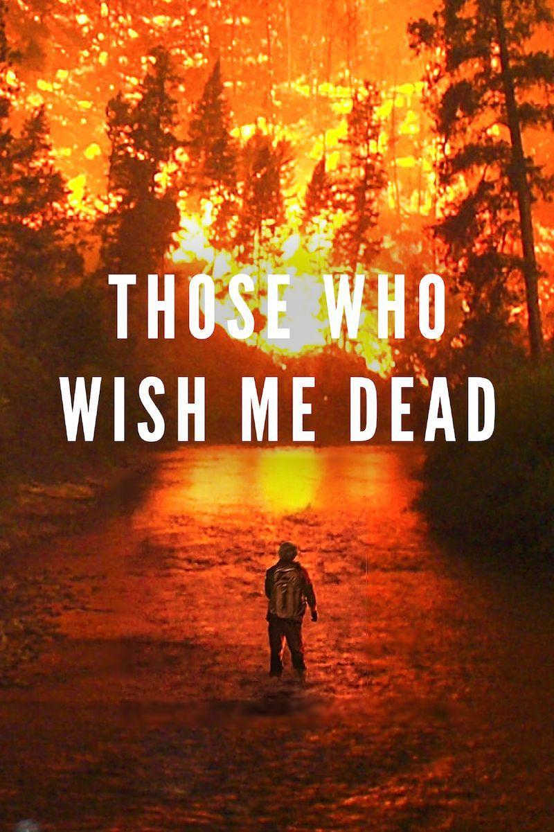 <p>Again, no official release date, but Tate Taylor is directing the adaptation of the novel, <em>To Those Who Wish Me Dead</em>, which follows a teenage murder witness who has two assassins chasing after him. Oh, and there's a forest fire going on. It's all pretty unhinged.</p>