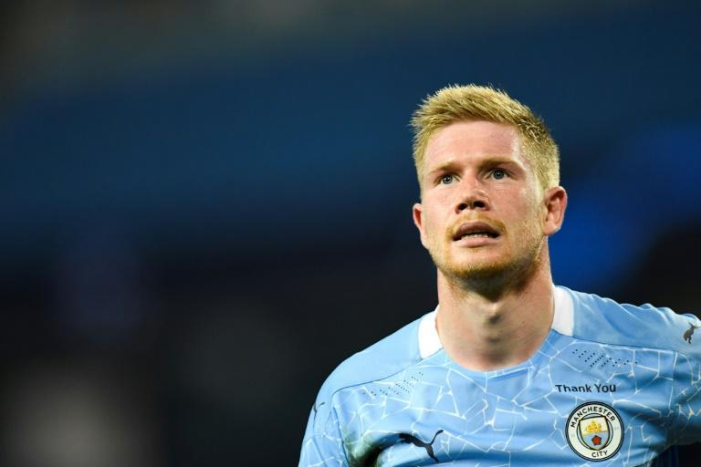 Kevin De Bruyne will be criticial to Manchester City's quest to win the Champions League