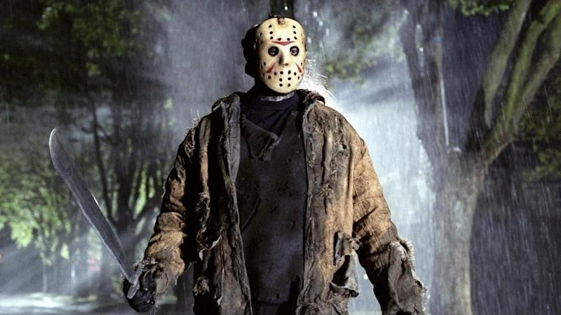 'Friday the 13th's Jason Voorhees, as seen in 2003's 'Freddy Vs Jason' (credit: New Line Cinema)