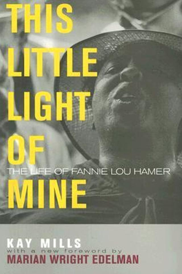 This award-winning biography sheds light on the life of civil rights activist Fannie Lou Hamer, who served as vice-chair for the Mississippi Freedom Democratic Party and was instrumental in creating Mississippi's Freedom Summer for the Student Nonviolent Coordinating Committee. The biography closely examines Hamer's history and the risks she took in her quest for equality.