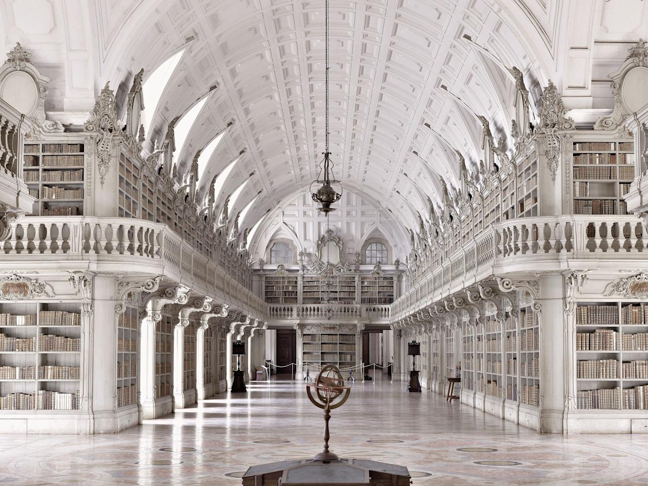 "<p>When it comes to architecture, the interior of a library might not be the first thing that comes to mind. However, with the release of Florence-based photographer Massimo Listri's new book, <em><a href=""https://www.taschen.com/pages/en/catalogue/photography/all/05763/facts.massimo_listri_the_worlds_most_beautiful_libraries.htm"" target=""_blank"">The World's Most Beautiful Libraries</a> </em>(to be released by TASCHEN on August 30<em>)</em>, that's all going to change. Scroll through for a peek at some of the world's oldest <a href=""https://www.veranda.com/decorating-ideas/g1231/library-design-ideas/"" target=""_blank"">libraries</a>, boasting everything from exquisite spiral staircases to elaborate ceiling paintings. </p><p></p>"