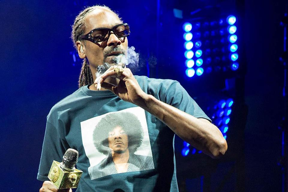 """<p>""""The guy is cool but it's all about my home girl Mary. You know she is the boss.""""<br>Yes, Snoop Dogg is a MASSIVE Bake Off fan. Make it happen, Channel 4. Just make it happen.<br></p>"""