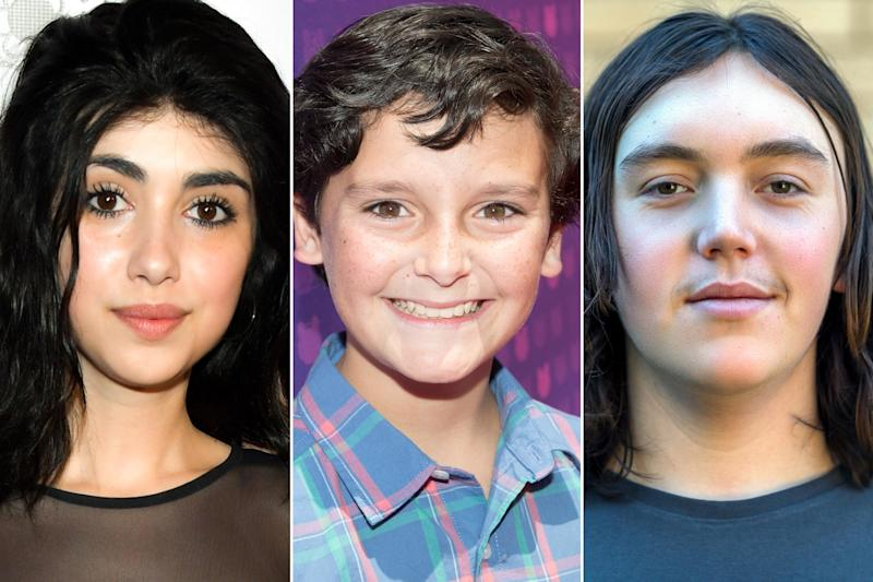 Third Walking Deadseries casts its first three leads