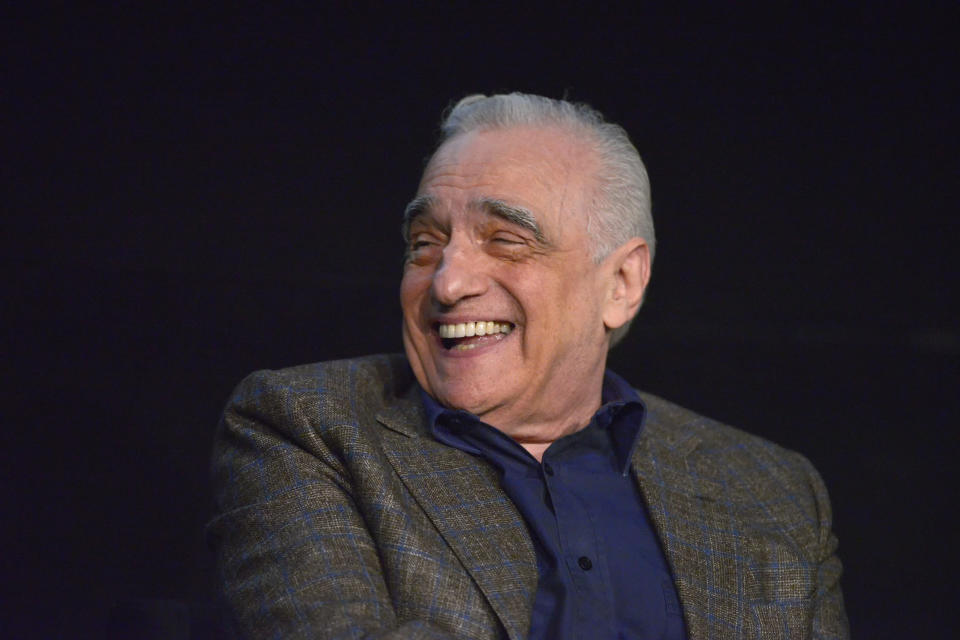 HOLLYWOOD, CALIFORNIA - JANUARY 04:  Director Martin Scorsese attends a Q&A session at a screening for Netflix's