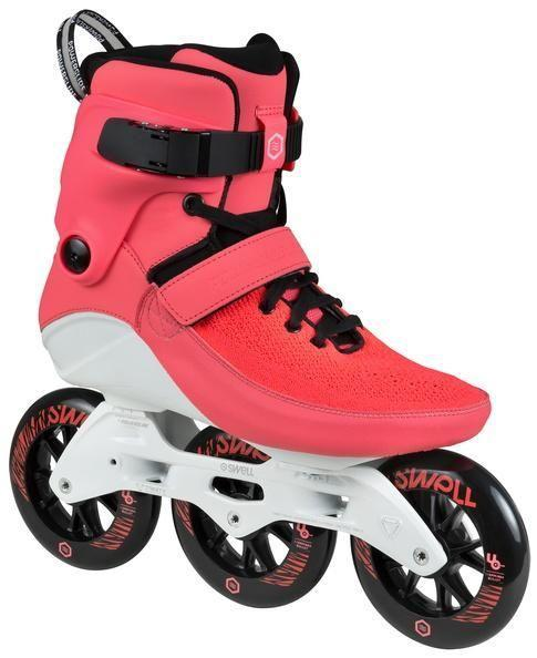 "<p>lowpriceskates.com</p><p><strong>$319.99</strong></p><p><a href=""https://www.lowpriceskates.com/products/powerslide-swell-110mm-bright-crimson-inline-skates"" rel=""nofollow noopener"" target=""_blank"" data-ylk=""slk:Shop Now"" class=""link rapid-noclick-resp"">Shop Now</a></p><p>Question: What blading enthusiast <em>wouldn't</em> want a custom-fit skate? Answer: Not a one. These babies are designed with a heat-moldable shell so you can customize 'em to your foot shape, making them great for training and endurance, power skating, and recreational striding. Plus, they come with extra insole and arch support. </p><p><strong>Rave review:</strong> ""Best ever! I use 'em to go to work....yes, I rollerblade to work. I love how easy it was to add the break to the rollerblade and the color is amazing. Been getting compliments from everyone. These skates are the best I've ever bought and will definitely buy them again if I have to."" <em>—O. Torres,</em> <em>amazon.com</em></p>"