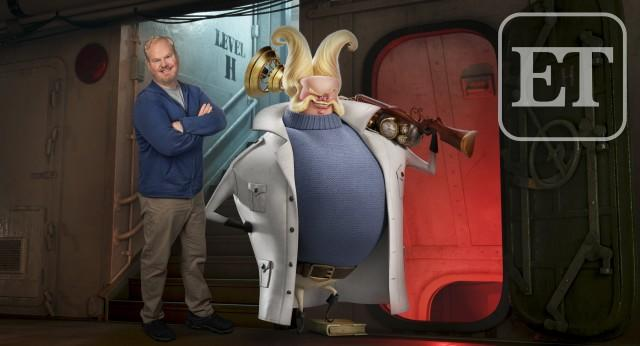 Jim Gaffigan, Hotel Transylvania Summer Vacation