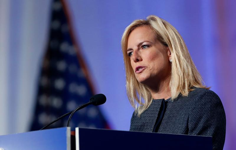 Jeff Sessions and Kirstjen Nielsen defend Trump's 'zero tolerance' immigration policy