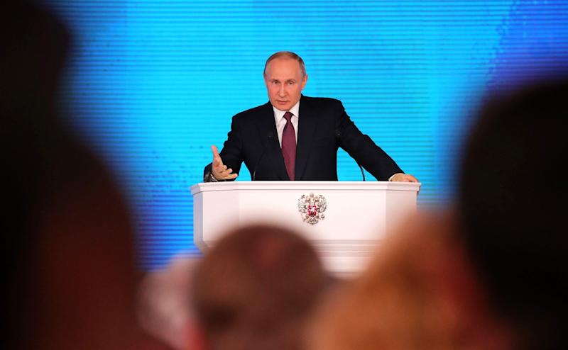 Russia Unveiled a New Arsenal of Nuclear Weapons. Should You Be Scared?