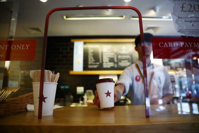 Pret A Manger cuts 2,800 jobs due to slump in trade