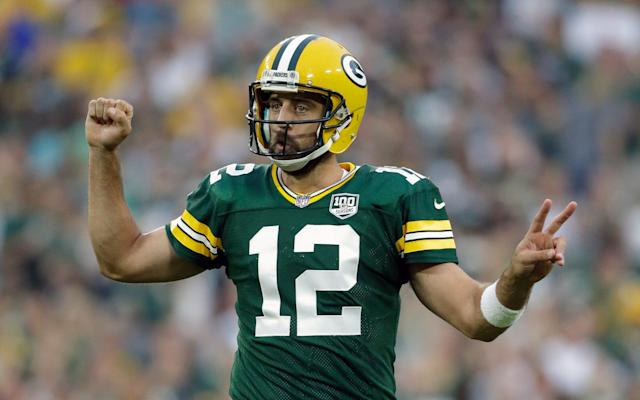 Aaron Rodgers becomes the NFL's highest paid player - Copyright 2018 The Associated Press. All rights reserved.