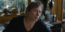 """This image released by Amazon Studios shows Mathieu Amalric in a scene from """"Sound of Metal."""" (Amazon Studios via AP)"""
